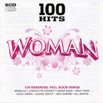 100 Hits Woman cover