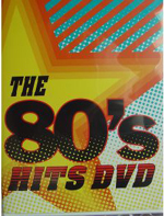 The 80s Hits DVD cover