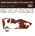 Little Darla Has A Treat cover