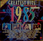 Greatest Hits of 1985 cover