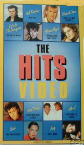 The Hits Video cover