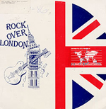 Rock Over London cover