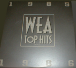 WEA Top Hits 1985-1986 Vol.29 cover